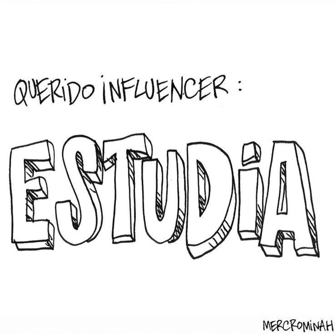 Meteorito #5 / Influencers